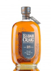 Elijah Craig 18 Year Old Single Barrel #4381