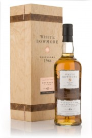 White Bowmore 43 Year Old 1964 Single Malt Whisky