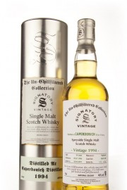 Caperdonich 16 Year Old 1994 - Un-Chillfiltered (Signatory) Single Malt Whisky