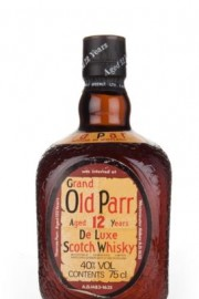 Grand Old Parr 12 Year Old - 1970s Blended Whisky