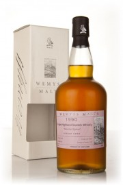 Mocha Spice 1990 - Wemyss Malts (Dalmore) Single Malt Whisky