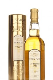 Mortlach 21 Year Old 1986 - Mission (Murray McDavid) Single Malt Whisky