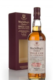 Mortlach 23 Year Old 1991 (cask 5887) - Mackillop's Choice Single Malt Whisky