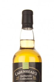 North Port (Brechin) 25 Year Old 1977 - Authentic Collection (Cadenhea Single Malt Whisky