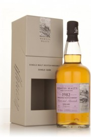 Pears & Almonds 1982 - Wemyss Malts (Inchgower) Single Malt Whisky