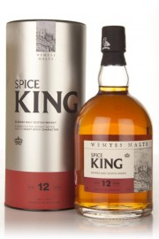Spice King 12 Year Old (Wemyss Malts) Blended Malt Whisky