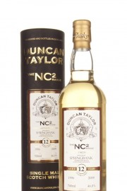 Springbank 12 Year Old 1996 - NC2 (Duncan Taylor) Single Malt Whisky