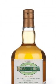 Springbank 7 Year Old 1992 Single Malt Scotch Whisky (Da Mhile) Single Malt Whisky