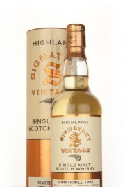 Strathmill 17 Year Old 1995 (casks 1828+1829) (Signatory) Single Malt Whisky