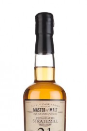 Strathmill 21 Year Old 1991 - Single Cask (Master of Malt) 3cl Sample Single Malt Whisky