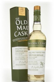 Tamnavulin 25 Year Old 1986 - Old Malt Cask (Douglas Laing) Single Malt Whisky