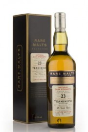 Teaninich 23 Year Old 1973 - Rare Malts Single Malt Whisky