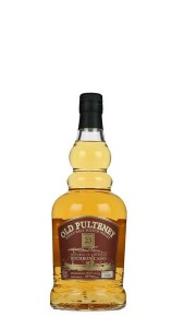Old Pulteney 23 Years Old Bourbon Cask Malt Whisky 700ml Gift box