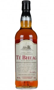 Te Bheag Unchilfiltered Whisky 0,7L 40,0% Alcohol
