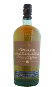 Singleton Of Dufftown 15 Years Old Single Speyside Malt Whisky