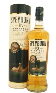 Speyburn 10 Year Old Single Speyside Malt Whisky
