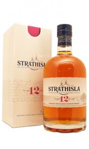 Strathisla 12 Year Old Single Speyside Malt Whisky