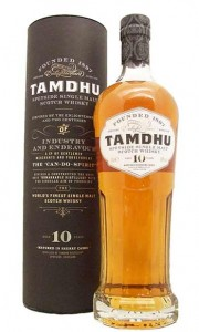 Tamdhu 10 Years Old Single Speyside Malt Whisky