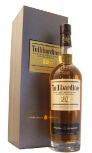 Tullibardine 20 Years Old Single Highland Malt Whisky