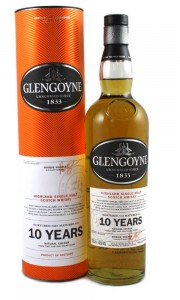 Glengoyne 10 Year Old Whisky