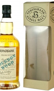 Springbank 12 Year Old 1991 Bourbon Wood