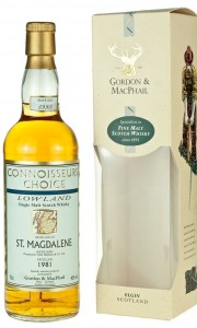 St. Magdalene (Linlithgow) 1981 Connoisseurs Choice (1999)