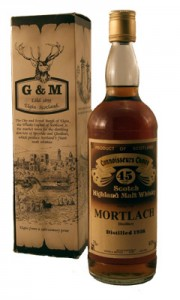 Mortlach 1936 45 Year Old, Gordon & MacPhail Connoisseurs Choice