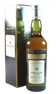 Port Ellen 1978 20 Year Old, Rare Malts Selection with Box