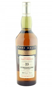 St. Magdalene 1970 23 Year Old, 58.1% ABV, Rare Malts Selection