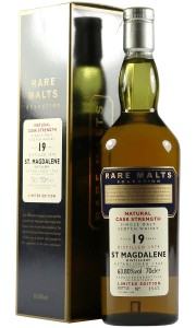 St. Magdalene 1979 19 Year Old, Rare Malts Selection with Carton