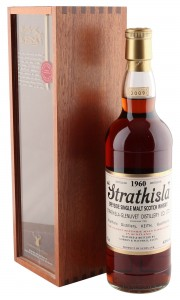 Strathisla 1960, Gordon & MacPhail 2009 Bottling with Presentation Box