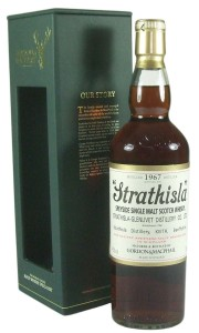 Strathisla 1967, Gordon & MacPhail 2015 Bottling with Box