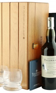 Talisker 25 Year Old, Limited Edition 2007 Sea Chest Presentation