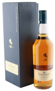 Talisker 30 Year Old, 2010 Bottling with Box