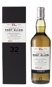 Port Ellen 1979 32 Year Old 12th Release Single Malt Whisky
